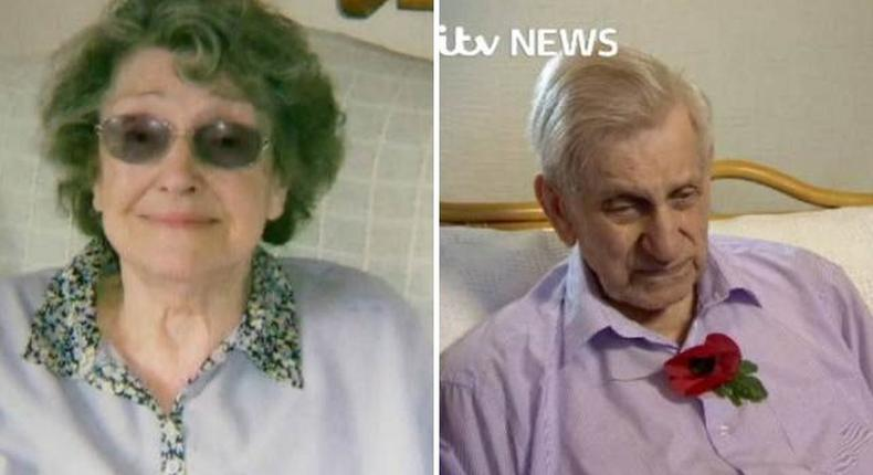 95-year old couple called the Police crying and saying they were lonely