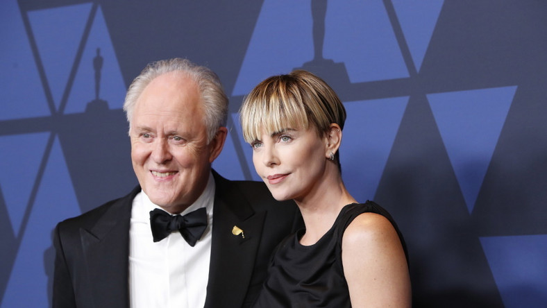 John Lithgow i Charlize Theron