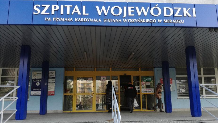 Szpital Wojewódzki w Sieradzu