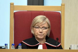 SN zdecyduje czy Julia Przyłębska jest należycie umocowana do występowania w roli prezesa TK