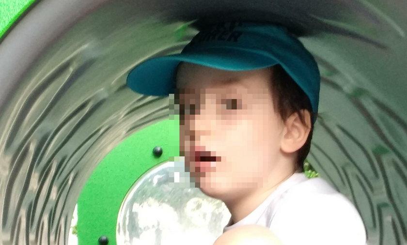 Finał sprawy porwania 4-latka z Krakowa