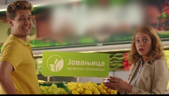 Biković kaže da reklama jeste pomalo čudna i da poenta jeste bila da izazove pažnju javnosti