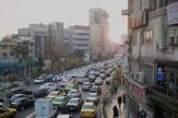 teheran, iran zagađenje