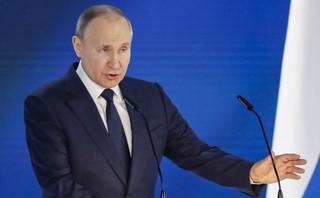 Przedwyborcze posłanie Putina