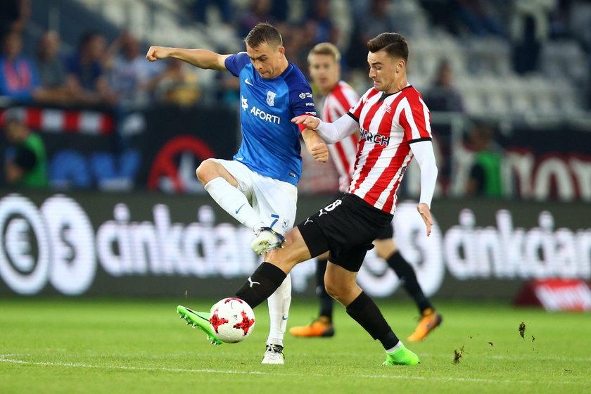 Ekstraklasa, Pilka nozna, Lech Poznan - Lechia Gdansk polish Football Extraleague