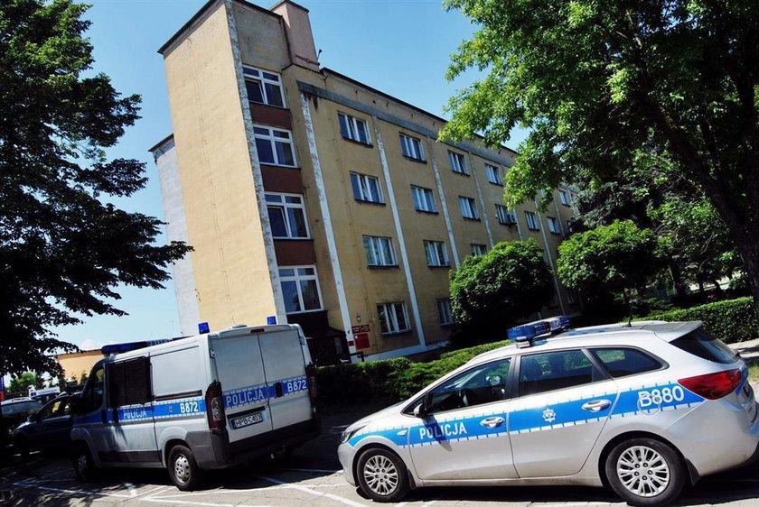 Alarmy bombowe w polskich urzędach