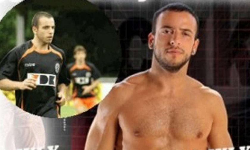 Piłkarz gra w... homoseksualnych pornosach