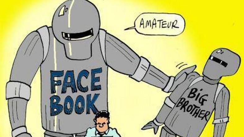 Facebook inwigiluje nasze życie lepiej niż Big Brother?