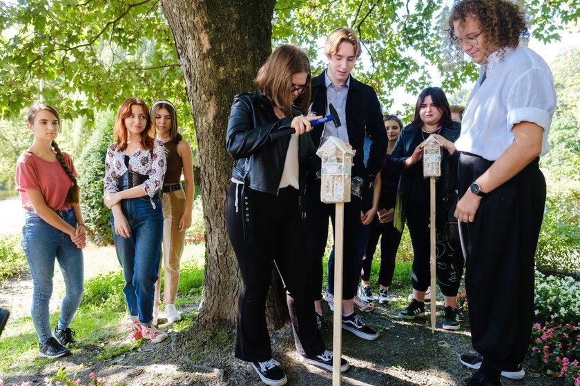Młodzieżowi radni z Chorzowa po raz kolejny wsparli matkę naturę