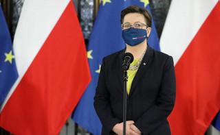 Piebiak zapowiada prywatny akt oskarżenia przeciw Katarzynie Lubnauer