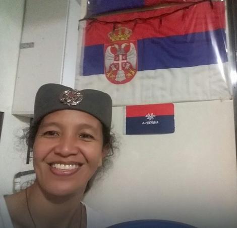 Lorelai, pravoslavna Filipinka