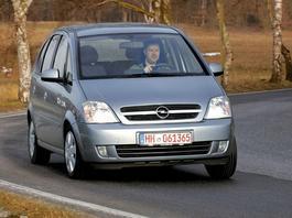 Opel Meriva 1.7 CDTI: niewielka, lecz... duża