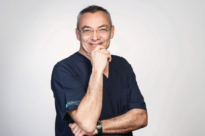 Prof. dr Aleksandar Ljubić, ginekolog-akušer i subspecijalista perinatologije