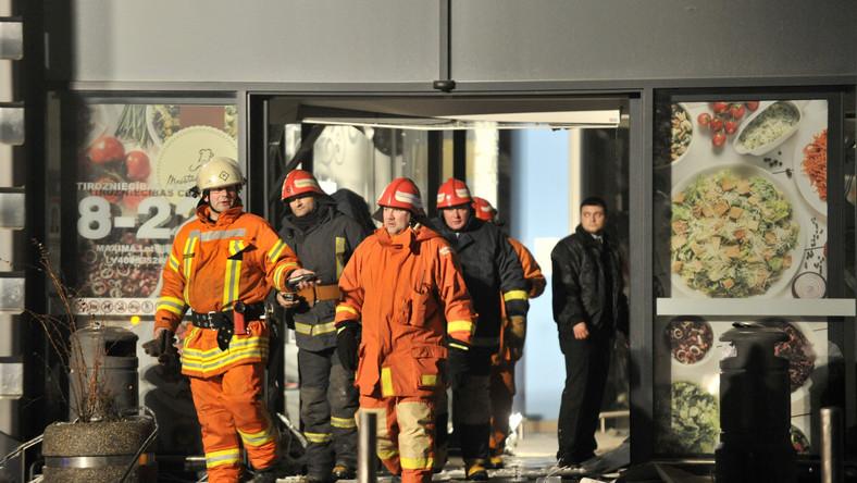 Katastrofa budowlana w Rydze