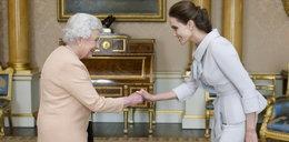 Gafa na spotkaniu z królową. Elżbieta II zadziwiona