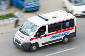 TEŽAK SUDAR NA IBARSKOJ MAGISTRALI Poginuo vozač automobila, druga osoba teško povređena