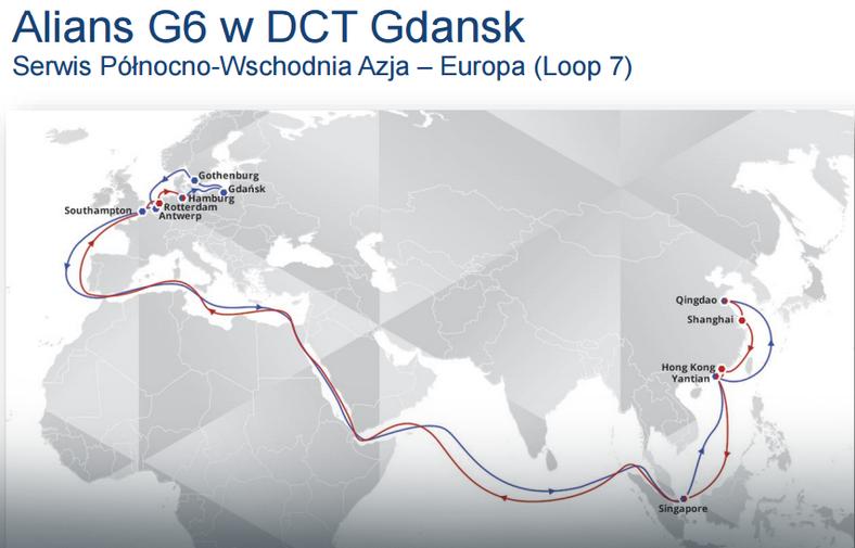źródło: DCT Gdańsk