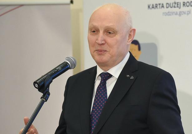 Wojciech Jasiński, odwołany prezes PKN Orlen