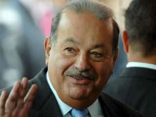 Carlos Slim Helu do rankingu 2010