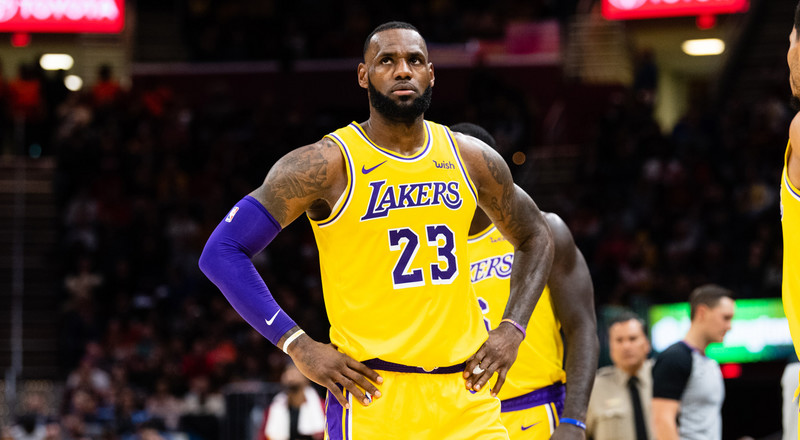 LeBron James refused NBA proposal for playing games without fans in the stands amid coronavirus concerns: 'That's who I play for'