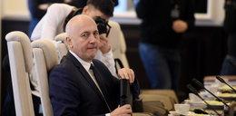 Brudziński chciał dogryźć opozycji, a obraził... Kaczyńskiego