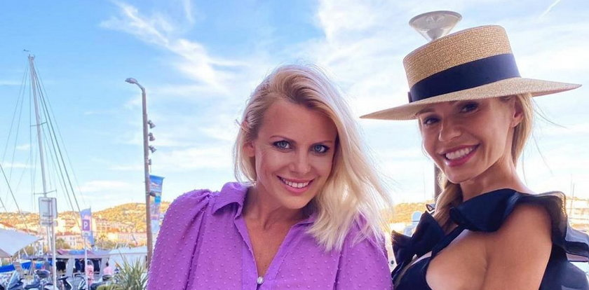 """Doda i Maria Sadowska cieszą się z przesunięcia premiery filmu: Dopieścimy """"Dziewczyny z Dubaju""""!"""
