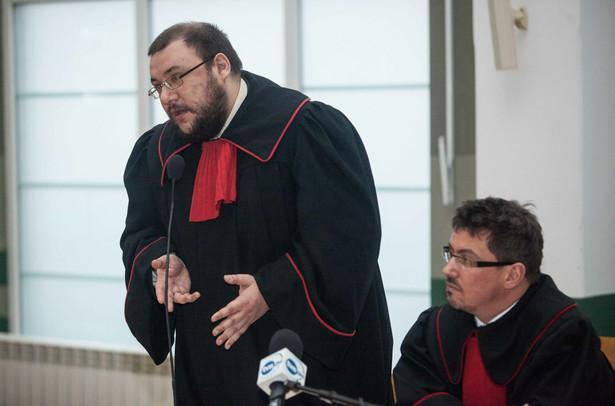 Zbigniew Grześkowiak, zdobywca tytułu Prokuratora Roku