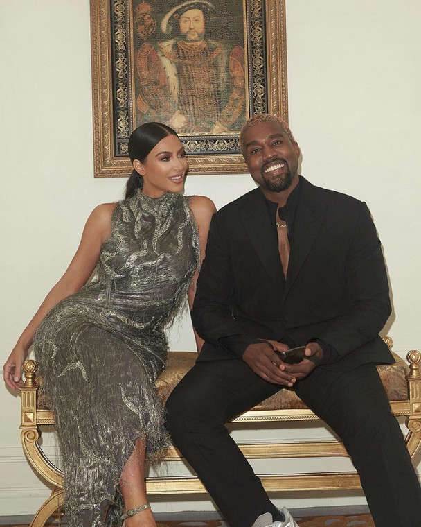 Kim Kardashian and Kanye West have  [Instagram/KimKardashianWest]
