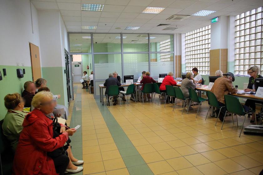 Rzesza osób przeszła na emeryturę