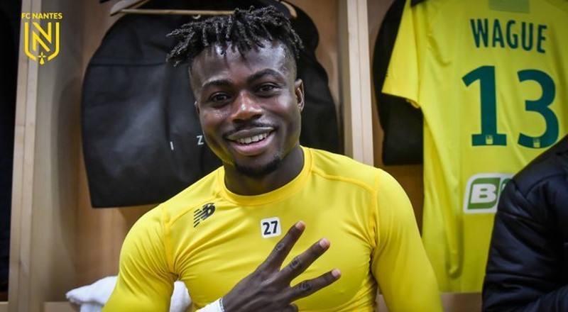 Nigerian Players Abroad: Moses Simon nets hattrick, Aribi shines with 2 assists while Omeruo and Awaziem can't stop Real Madrid