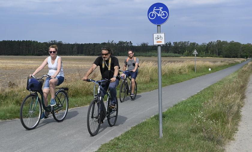 W Dolny Śląsk na rowerze!