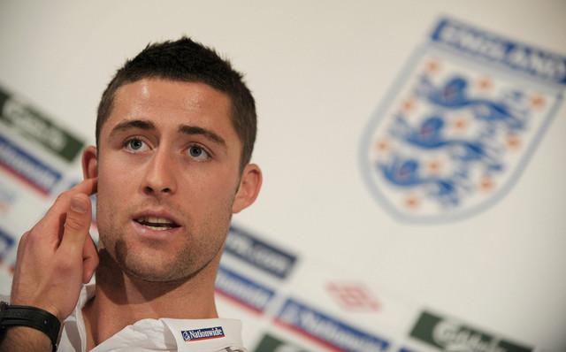 Geri Kejhil, fudbalski reprezentativac Engleske i igrač Boltona
