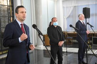 Gowin, Kosiniak-Kamysz i Kukiz: Kompromisowym terminem wyborów może się okazać sierpień