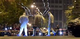 Wybuch przed bankiem w Atenach