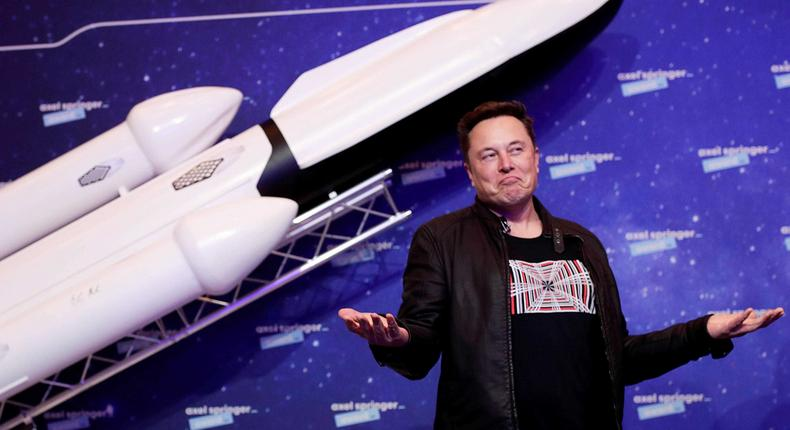 SpaceX has launched some 1,500 Starlink satellites to date, and aims to eventually have 42,000 orbiting Earth.