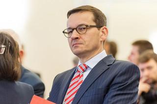 Morawiecki: Co cztery dni jedna dobra zmiana