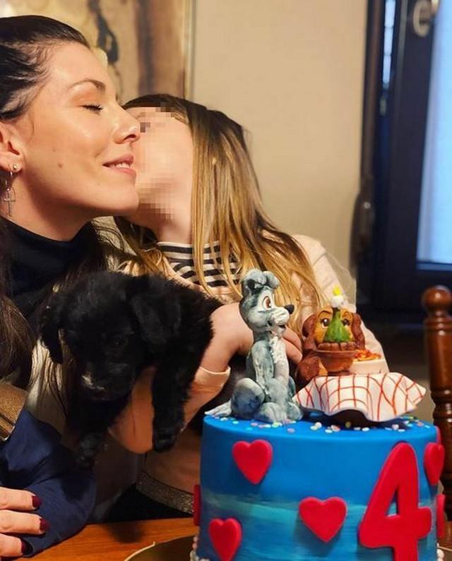Tamara sa ćerkom
