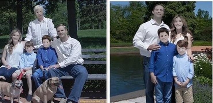 porodična fotografija