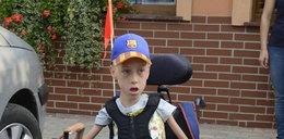 Niepełnosprawny Antek przegrywa walkę z urzędniczą machiną