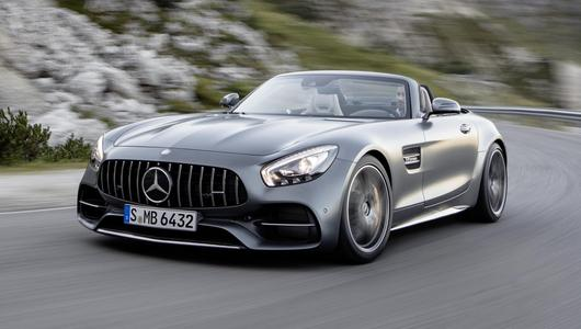 Mercedes-AMG GT Roadster - już go chcemy!