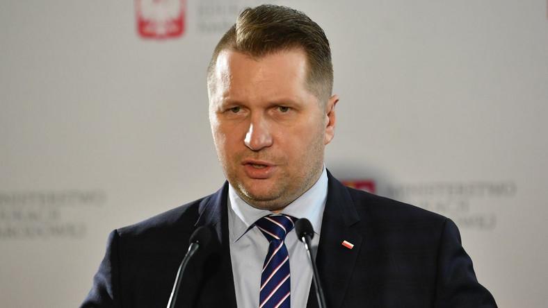 Przemysław Czarnek PAP/Radek Pietruszka