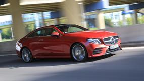 Mercedes E 400 Coupe - relaks z odrobiną perwersji | TEST