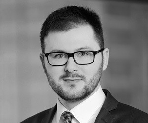 dr Bartłomiej Woźniak managing associate, adwokat Kancelaria GESSEL