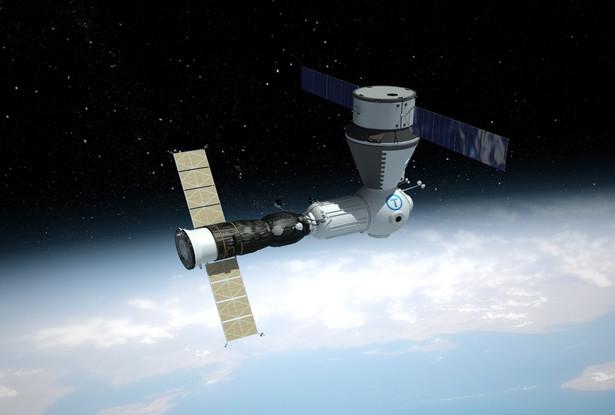 Komercyjna Stacja Kosmiczna, Fot. orbitaltechnologies.ru