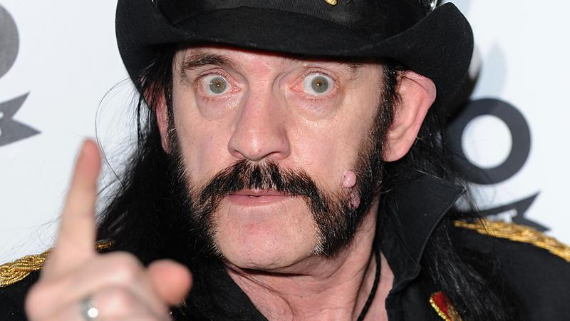 Lemmy Kilmister (fot. BullsPix)