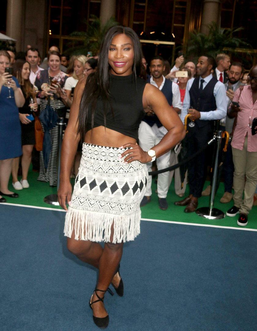 Serena Williams zaręczona! Oświadczył jej się milioner Alexis Ohanian