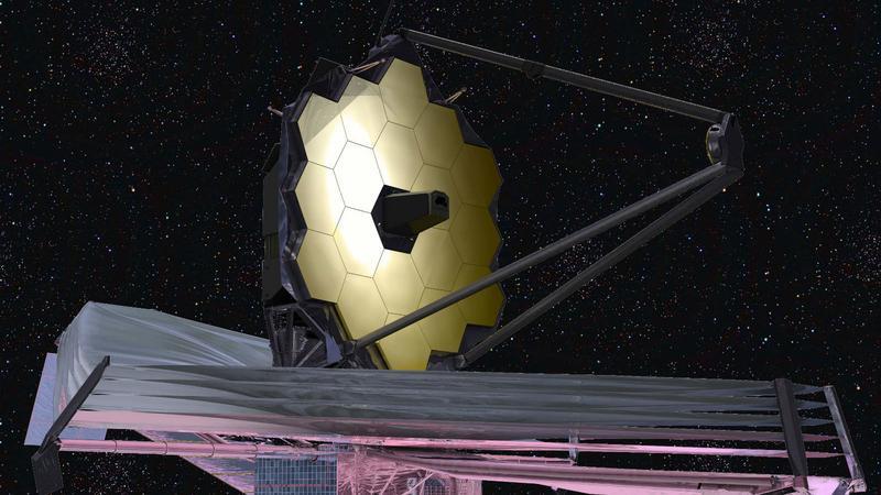 NASA przekłada start kosmicznego teleskopu