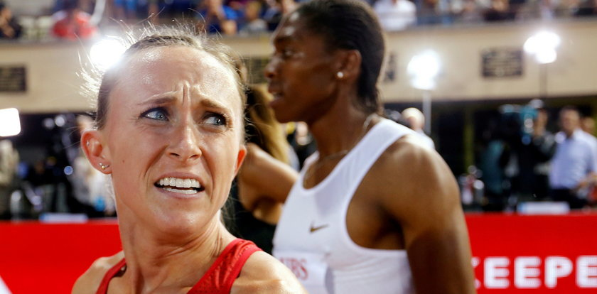 Amerykańska biegaczka Shelby Houlihan: Wpadłam na dopingu, bo jadłam burrito
