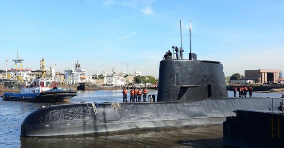 Argentinska podmornica