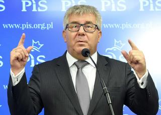 Czarnecki: Nie będziemy płakać po Gowinie